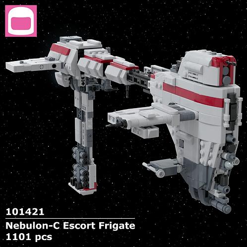 Nebulon-C Escort Frigate Instructions