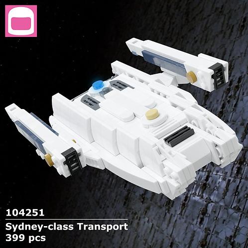 Sydney-class Transport Instructions