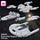 Thumbnail: Federation Fleet #2 Part Kit