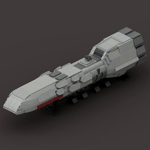 Dreadnaught-class Heavy Cruiser Instructions
