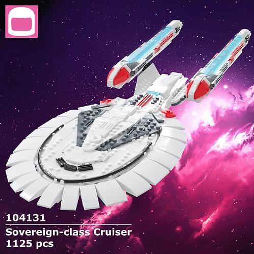 Sovereign-class Cruiser Instructions
