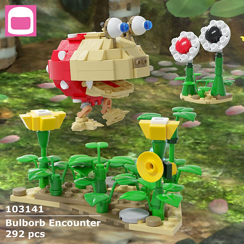 Bulborb Encounter Instructions