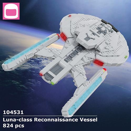 Luna-class Reconnaissance Vessel Instructions