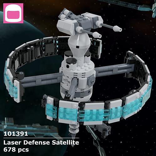 Orbital Defense Satellite Instructions