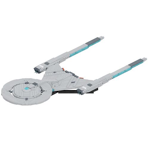 Crossfield-class Science Vessel Part Kit