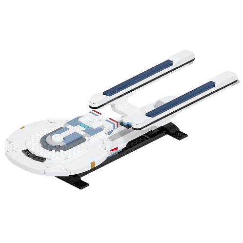 Excelsior-class Explorer Part Kit