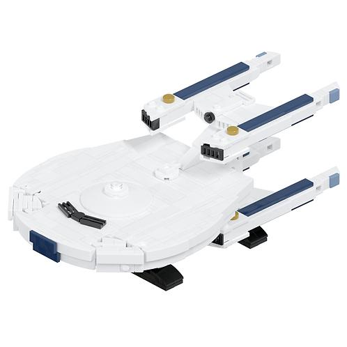 Constellation-class Cruiser Part Kit
