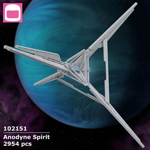 Anodyne Spirit Instructions