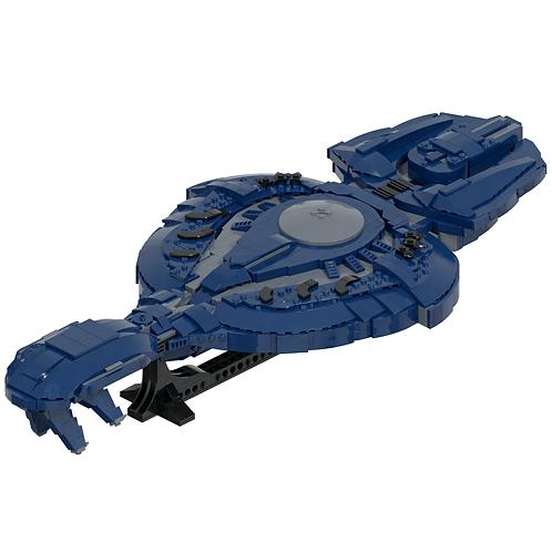 CCS-class Battleship Part Kit