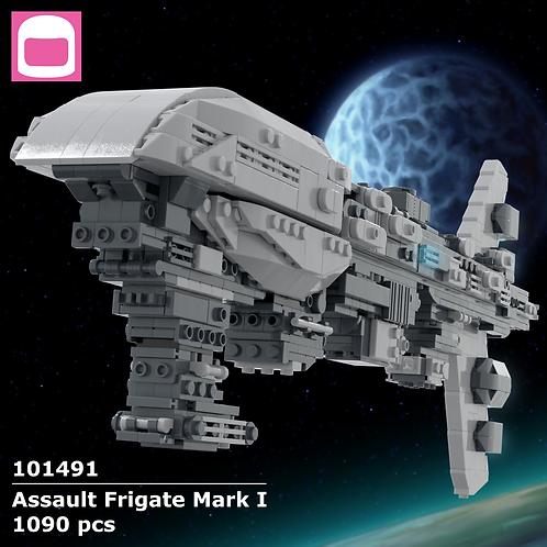 Assault Frigate Mark I Instructions