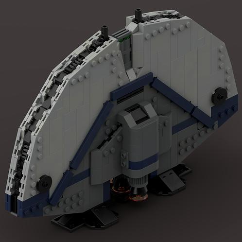 Diamond-class Cruiser Instructions