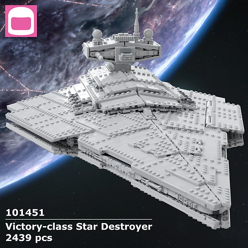 Victory-class Star Destroyer Instructions