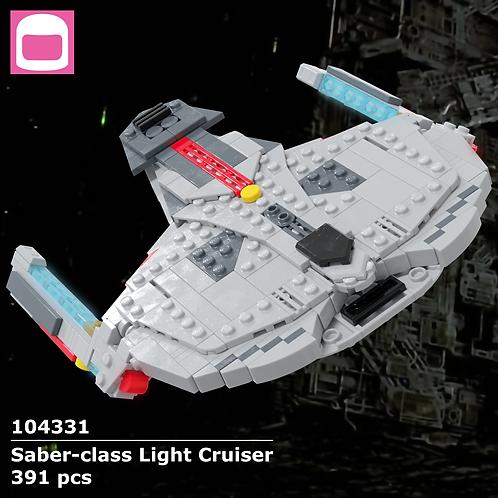 Saber-class Light Cruiser Instructions