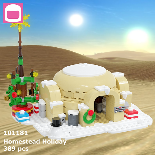 Homestead Holiday Instructions
