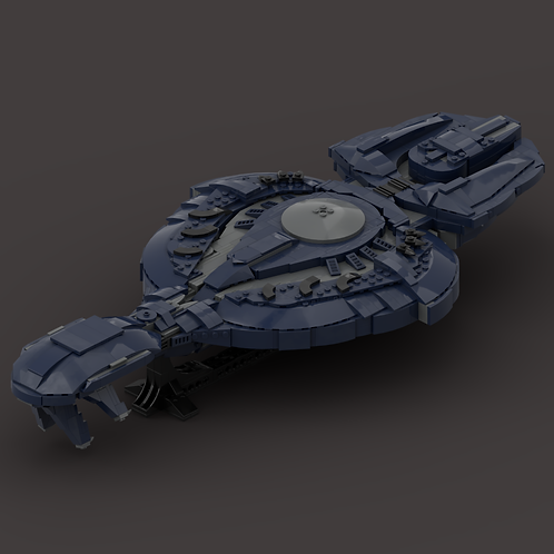 CCS-class Battlecruiser Instructions