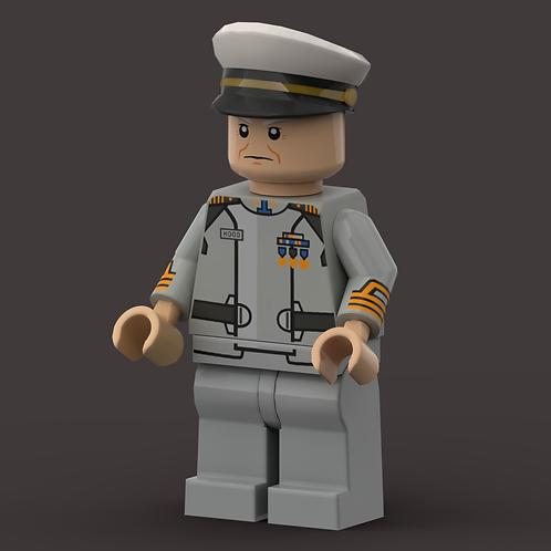 Fleet Admiral Decal Sheet