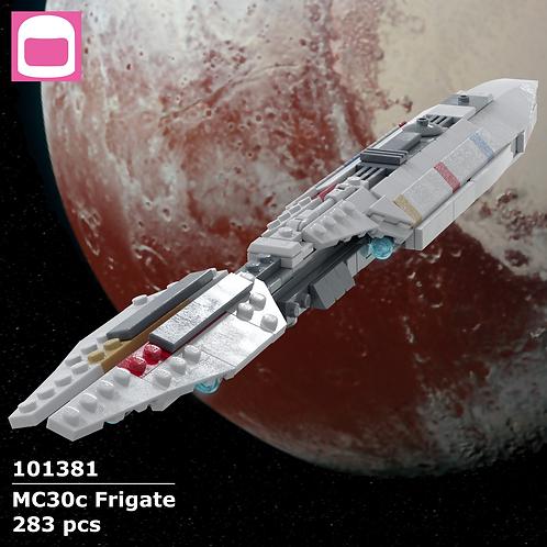 MC30c Frigate Instructions