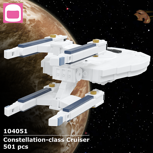 Constellation-class Cruiser Instructions