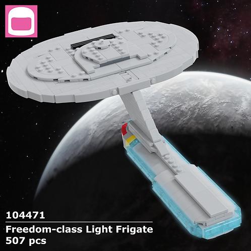 Freedom-class Light Frigate Instructions