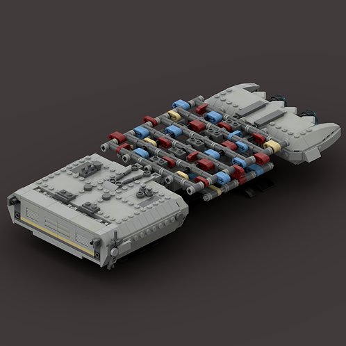 Baleen-class Heavy Freighter Instructions