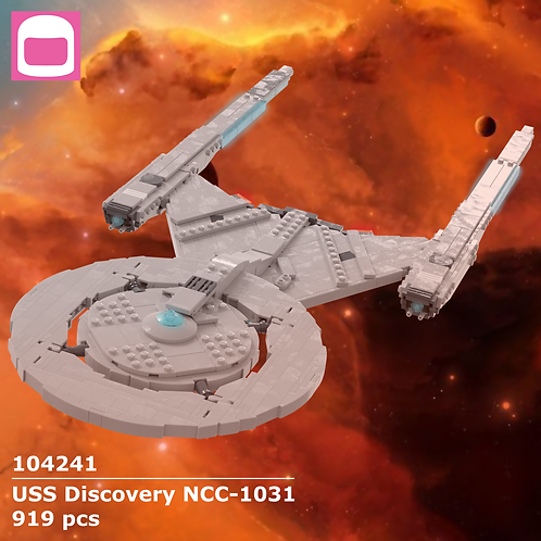 USS Discovery NCC-1031 Instructions