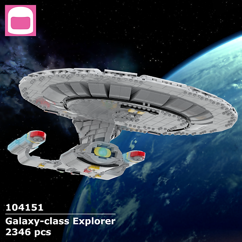 Galaxy-class Explorer Instructions
