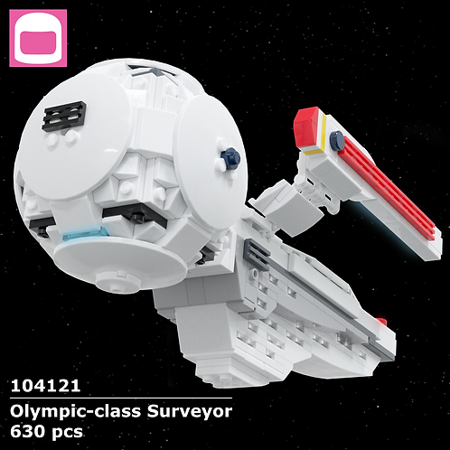 Olympic-class Surveyer Instructions