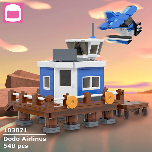 Dodo Airlines Instructions