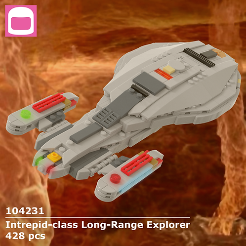 Intrepid-class Long-Range Explorer Instructions