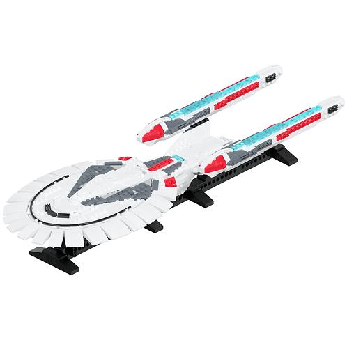 Sovereign-class Cruiser Part Kit