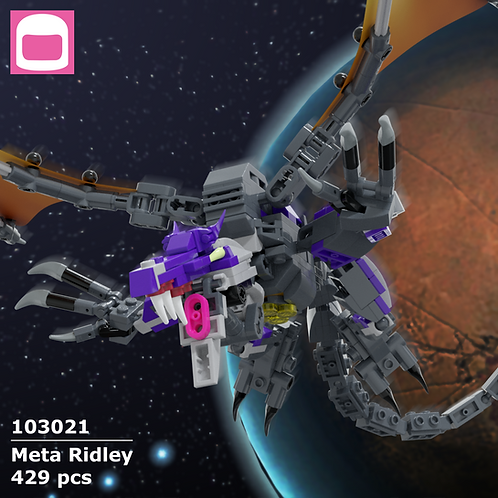 Meta Ridley Instructions