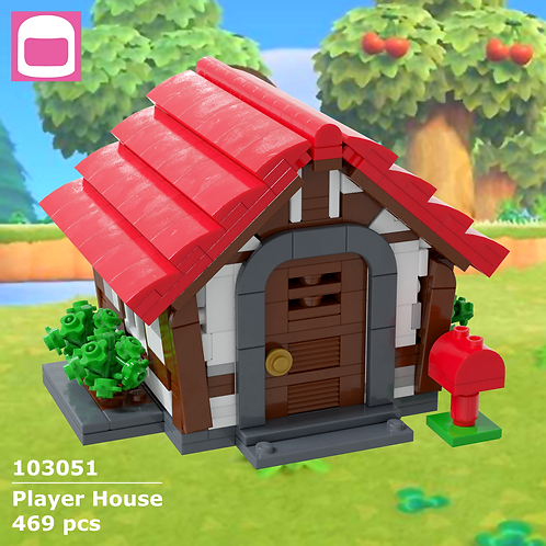 Player House Instructions