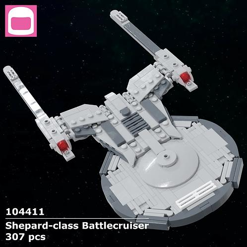 Shepard-class Battlecruiser Instructions