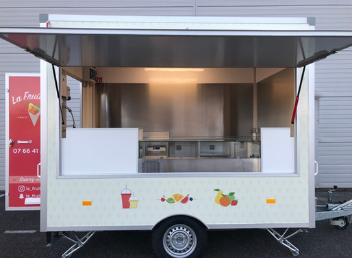 Se lancer en Remorque Food Truck : une bonne solution ?