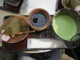 På besøg i en av de syv Japanske Keramiklandsbyer