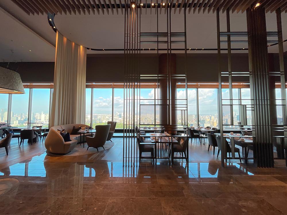 フォーシーズンズホテル東京大手町 the lobby