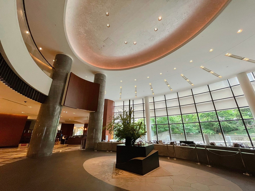 セルリアンタワー東急ホテル ラウンジ
