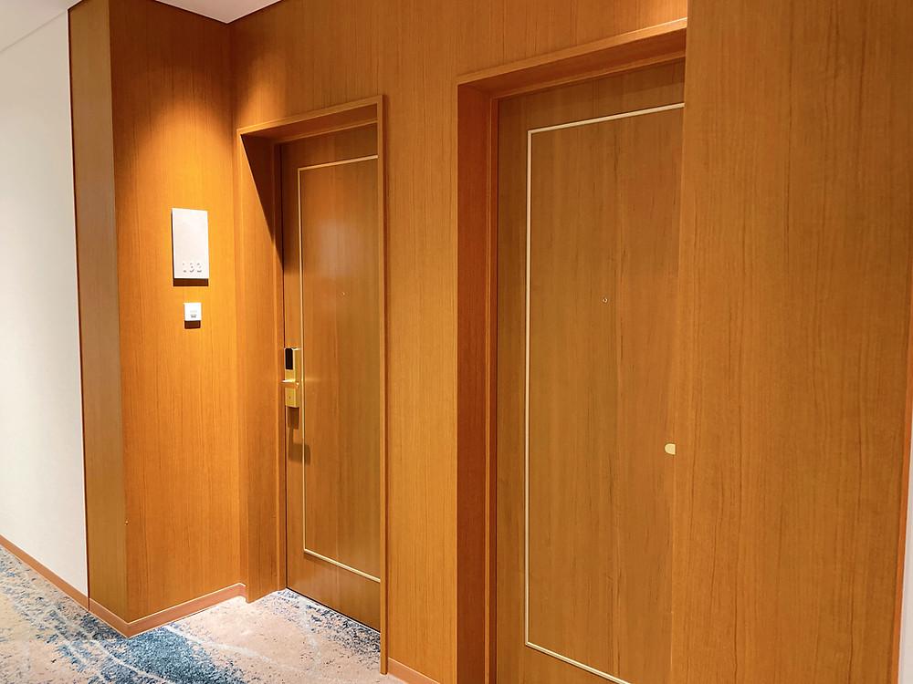 伊豆ホテルリゾート&スパの客室「デラックスツインB1」