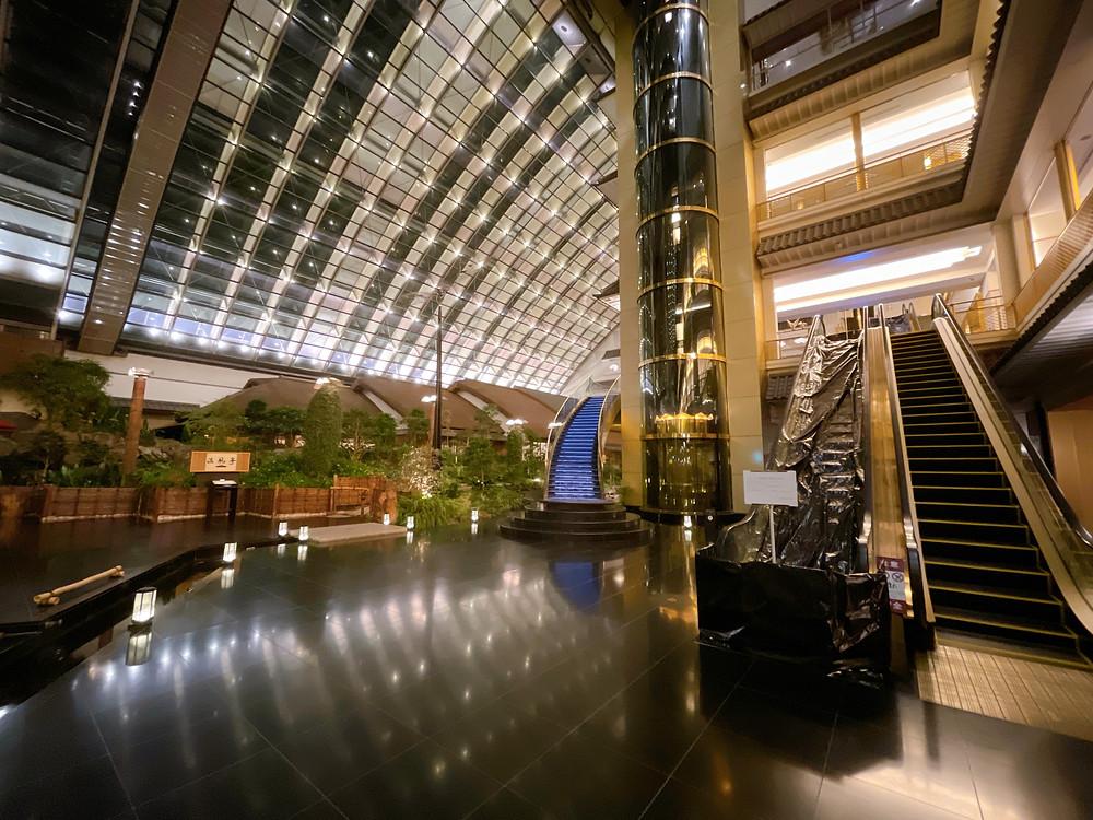 ホテル雅叙園東京 ロビーフロア
