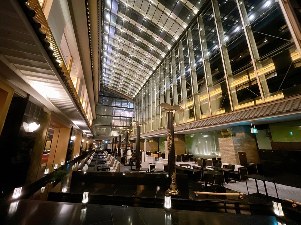 ホテル雅叙園東京 ロビー