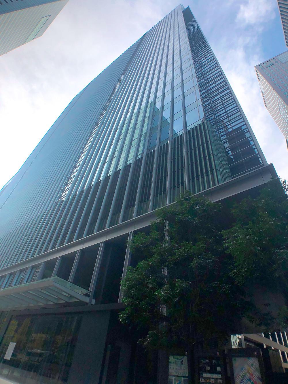 フォーシーズンズホテル東京大手町の外観
