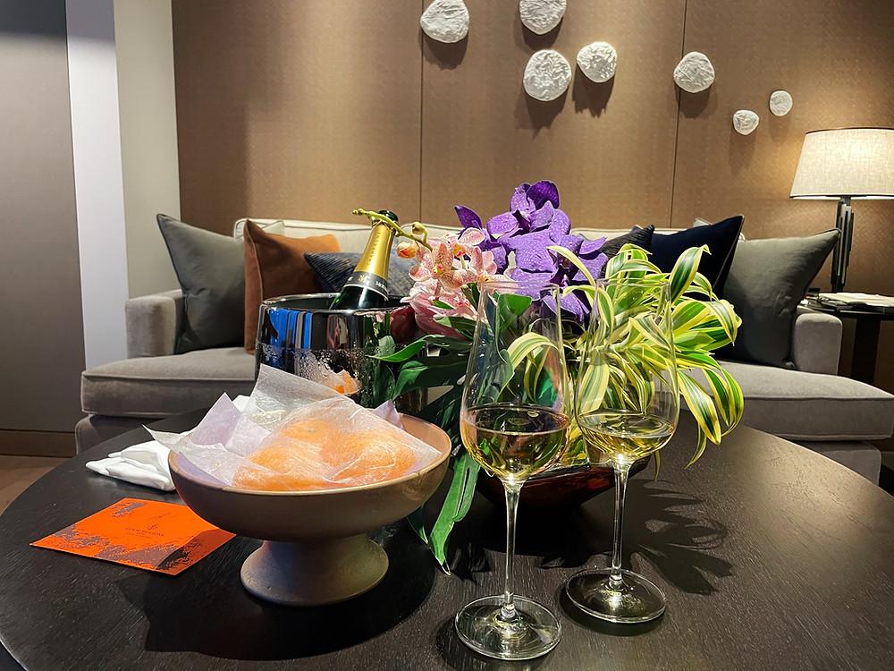 フォーシーズンズホテル東京大手町 エグゼクティブスイートのインテリア