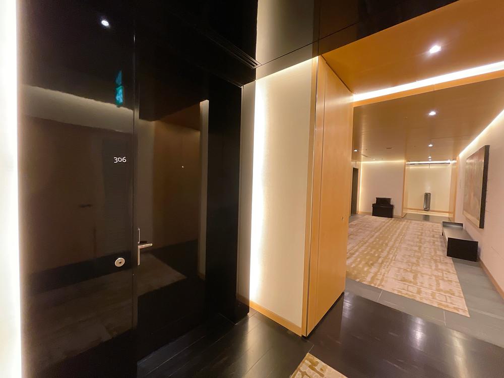 フォーシーズンズ東京丸の内 客室フロア