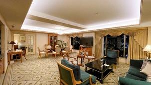 【宿泊記】ウェスティンホテル東京 - エグゼクティブスイート/2021年2月