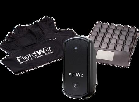 New partnership: FieldWiz. GPS-tracking solution from Switzerland.