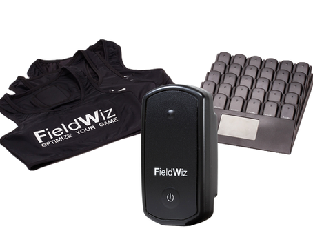 New partnership: FieldWiz. GPS-tracking solution from Switzerland.