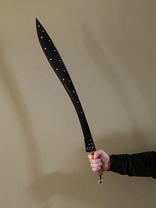 Sword in Profile