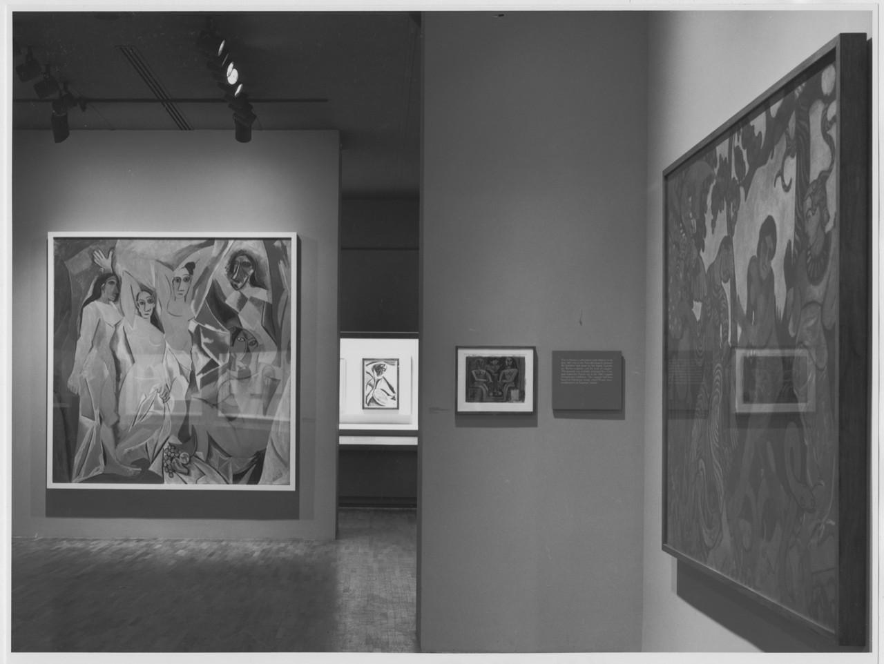 Primitivism at MoMA #2