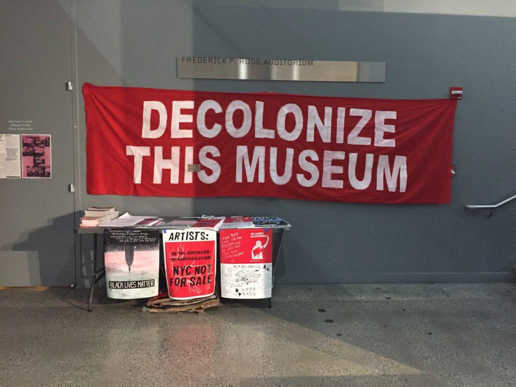 Decolonize This Museum