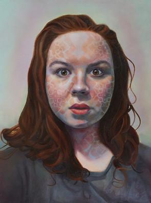 Psilocybin Self Portrait